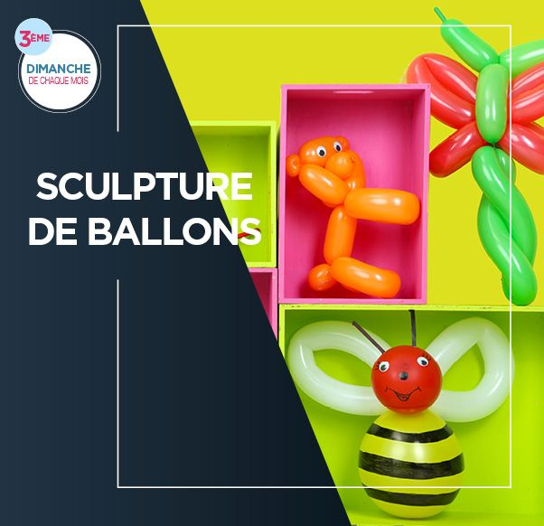 Sculpture de ballons
